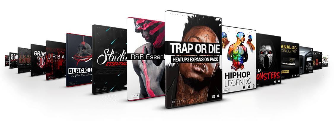 HEATUP3 - ALL EXPANSIONS PACK BUNDLE